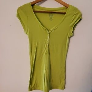 Old Navy Green Blouse - S